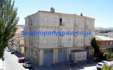 Alhama Apartment Block 900